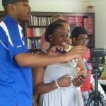 Gabe & Tascyana filming